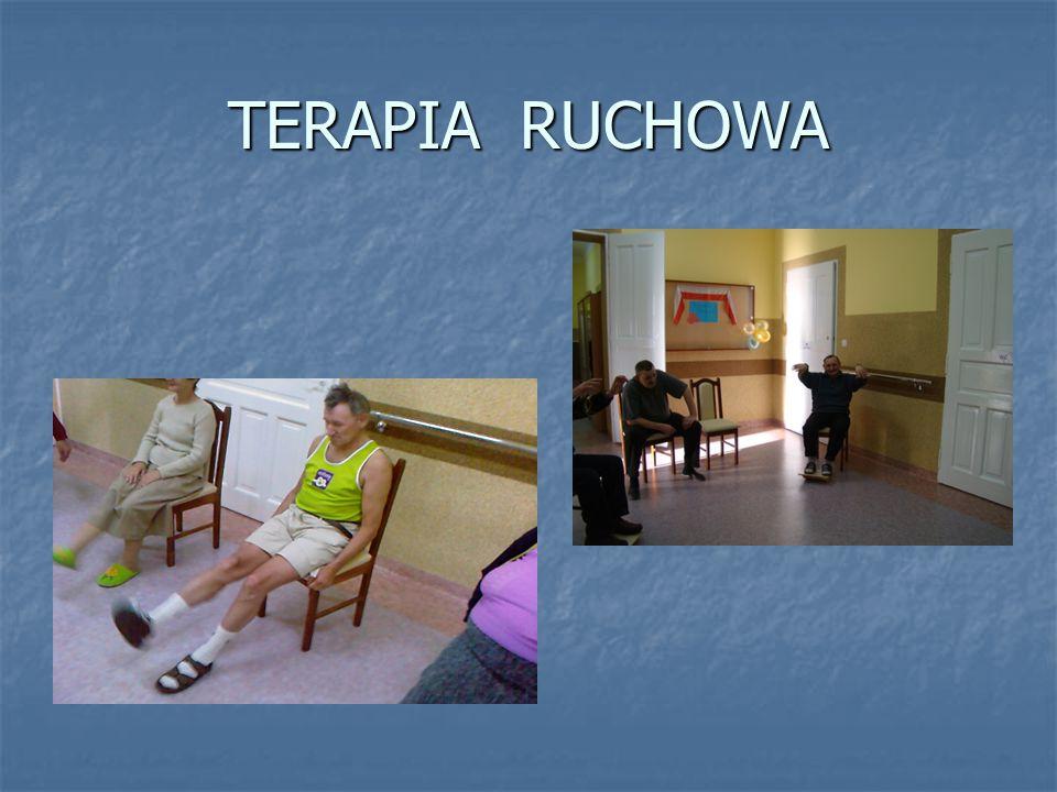 TERAPIA RUCHOWA