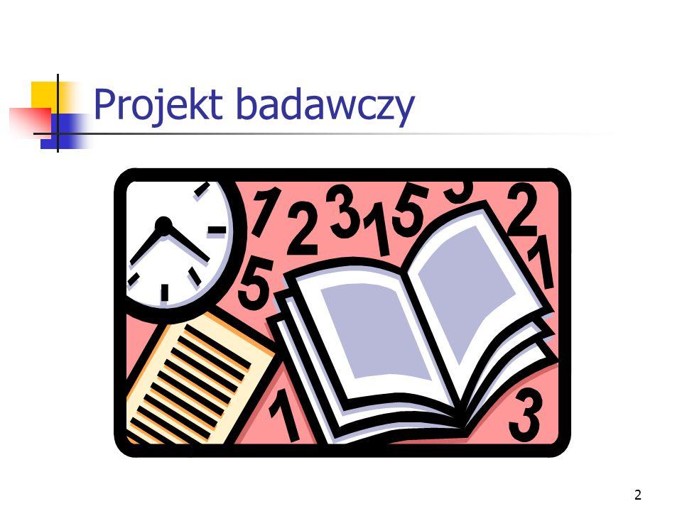 2 Projekt badawczy