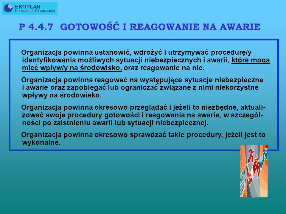 Rodzaj działalności  ZAŚ  Określenie operacji  Kryteria operacyjne  Wskaźnik efektów działalności środ.