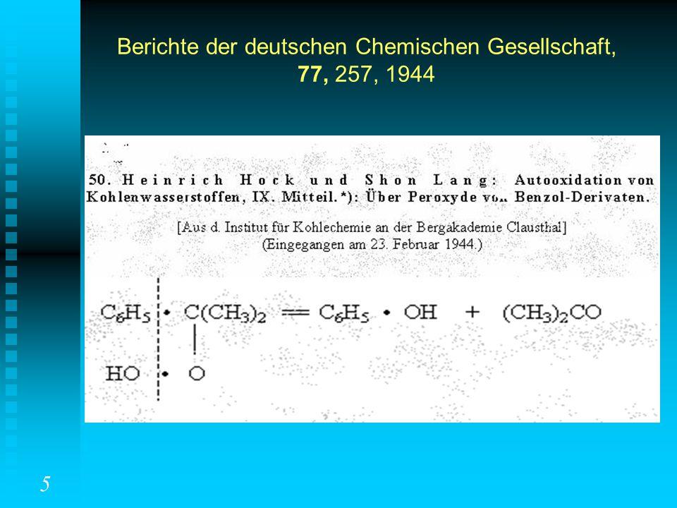Berichte der deutschen Chemischen Gesellschaft, 77, 257, 1944 5