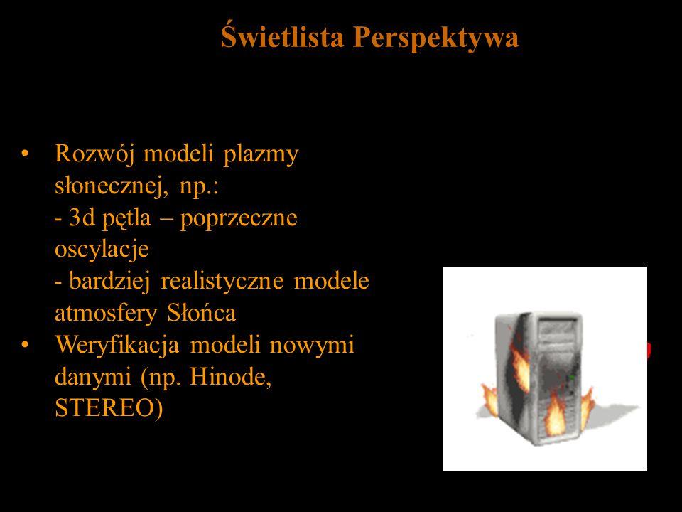 Oscylacje pionowe Selwa et al. (2006)