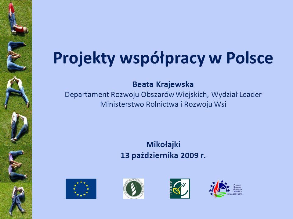 Beata Krajewska główny specjalista e-mail: beata.krajewska@minrol.gov.plbeata.krajewska@minrol.gov.pl tel.