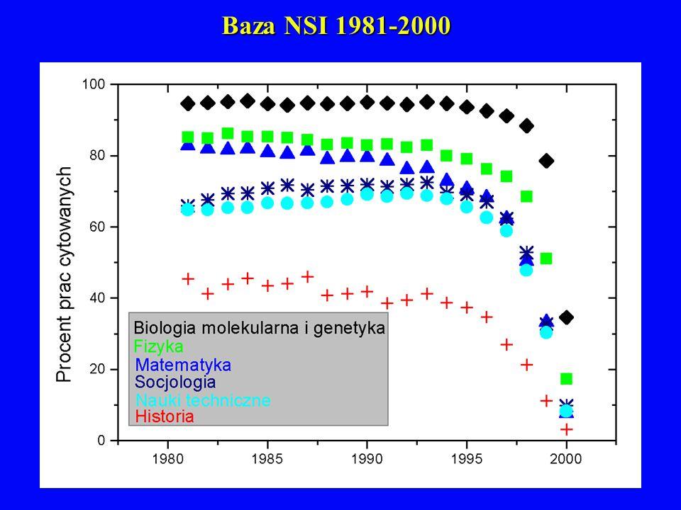 Baza NSI 1981-2000