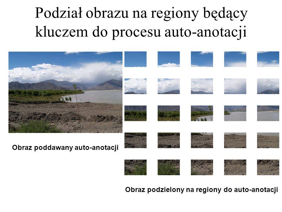 Automatyczna anotacja obrazów na bazie procesu uczenia