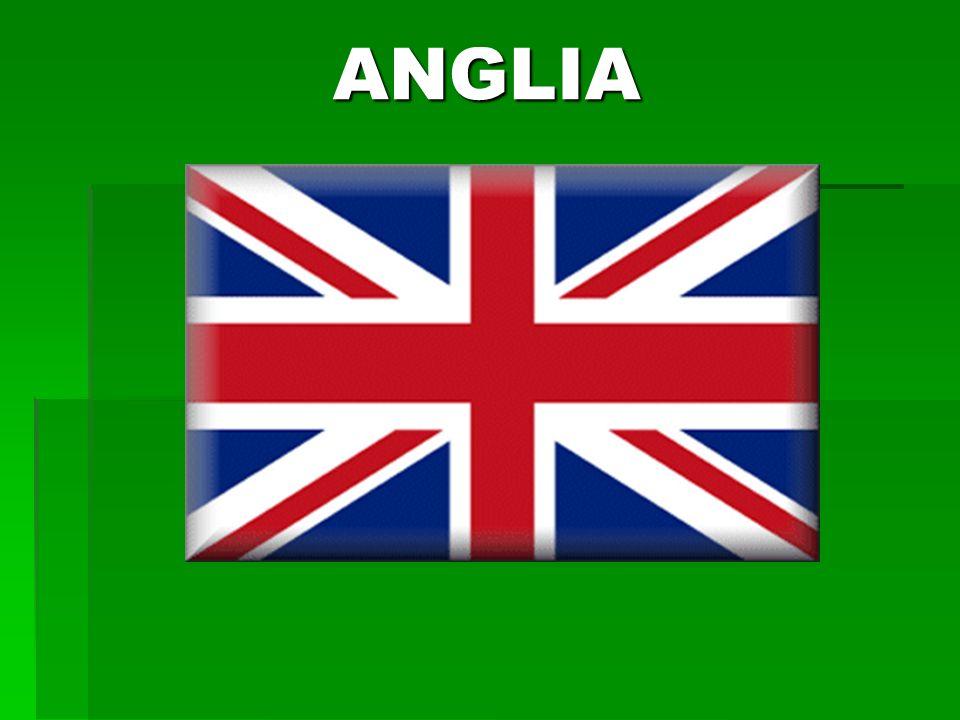  Flaga Anglii jest krzyżem świętego Jerzego.Legenda o św.