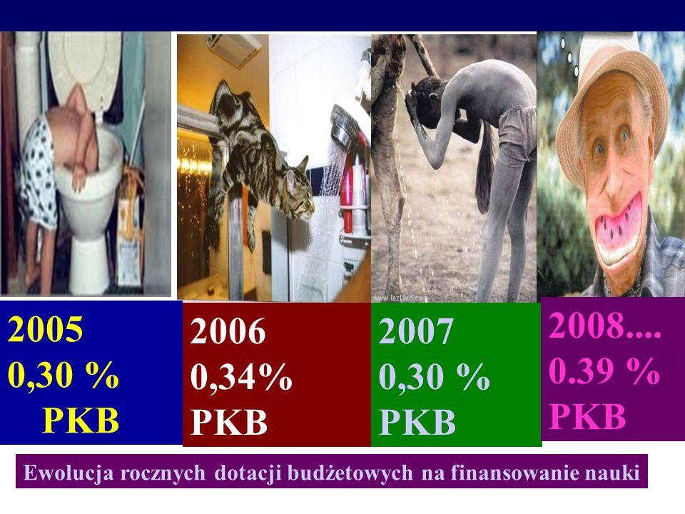 200200 2005 0,30 % PKB 2006 0,34% PKB 2007 0,30 % PKB 2008....
