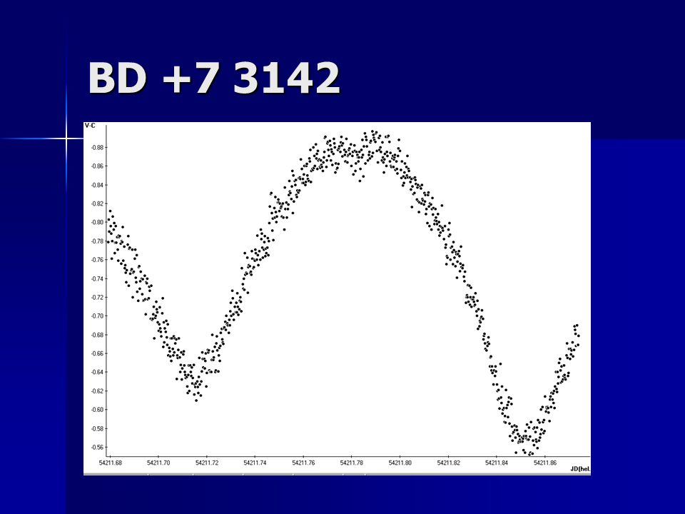 BD +7 3142