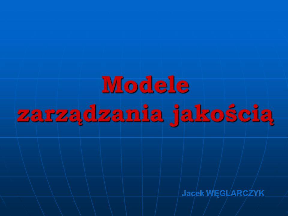 Modele zarządzania jakością