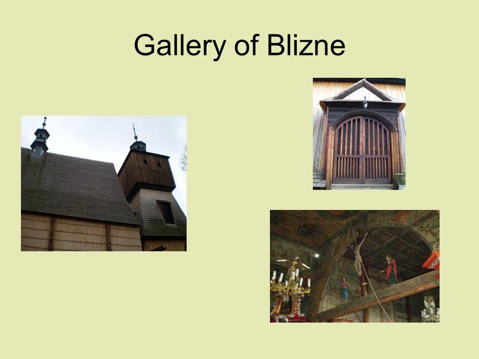 Gallery of Blizne