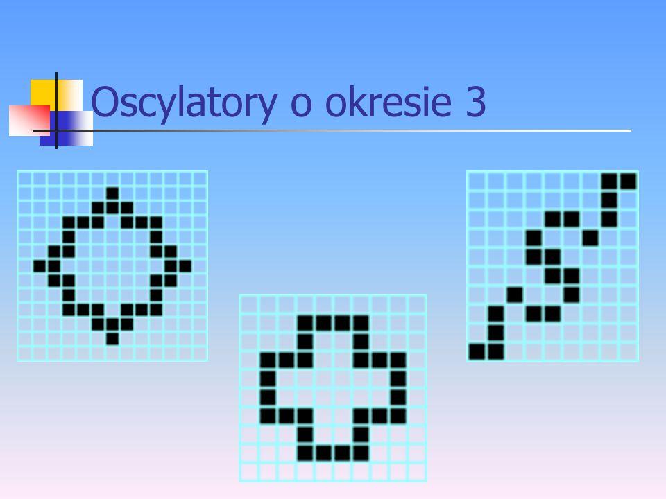 Oscylatory o okresie 3