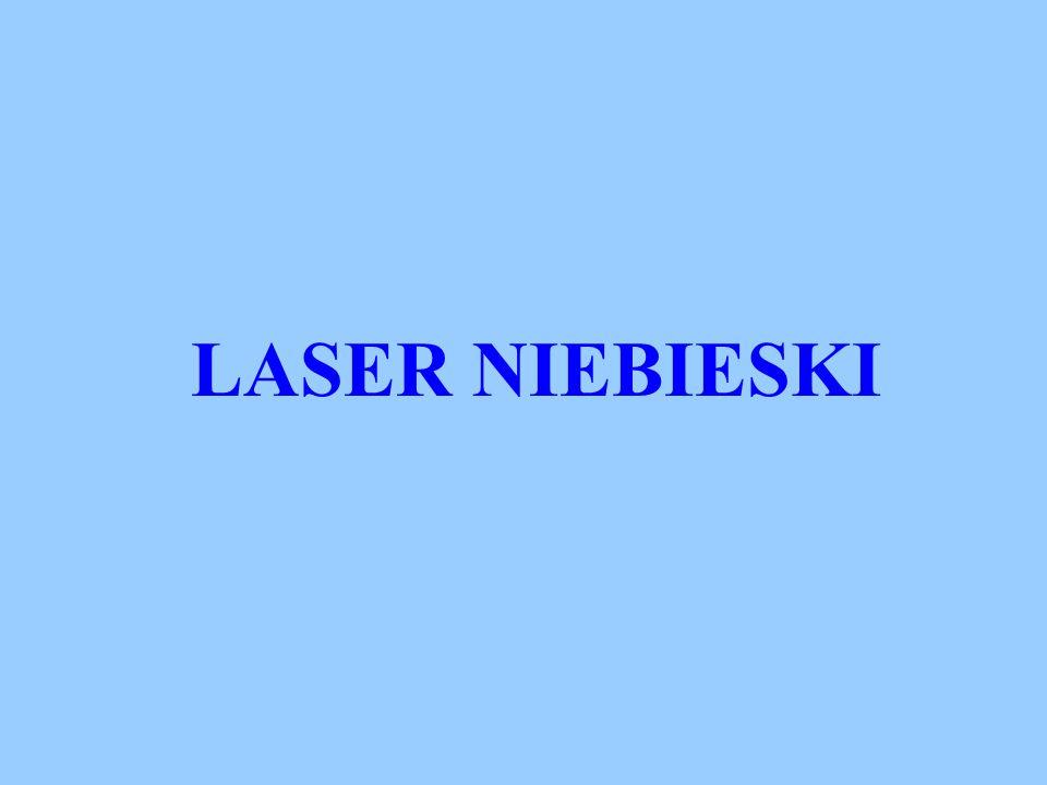 LASER NIEBIESKI