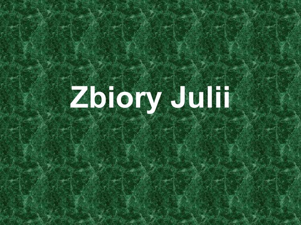 Zbiory Julii