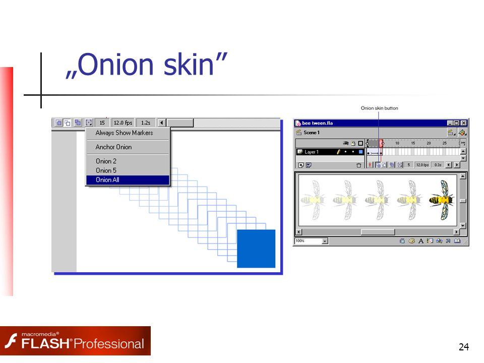 "24 ""Onion skin"""