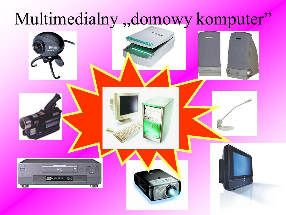 "Multimedialny ""domowy komputer"