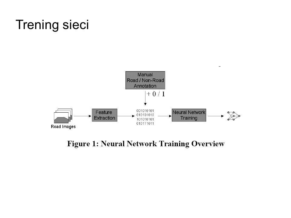 Trening sieci