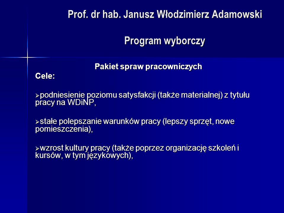 Prof. dr hab.