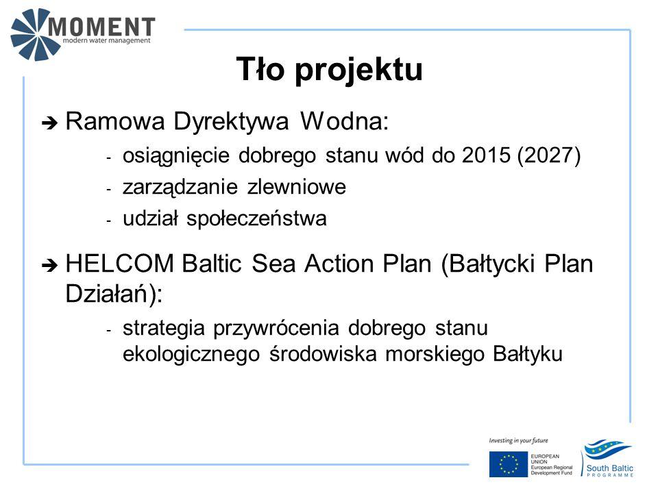 Cel projektu  rozwój nowoczesnego zarządzania zasobami wodnymi poprzez Partnerstwa Użytkowników Wody