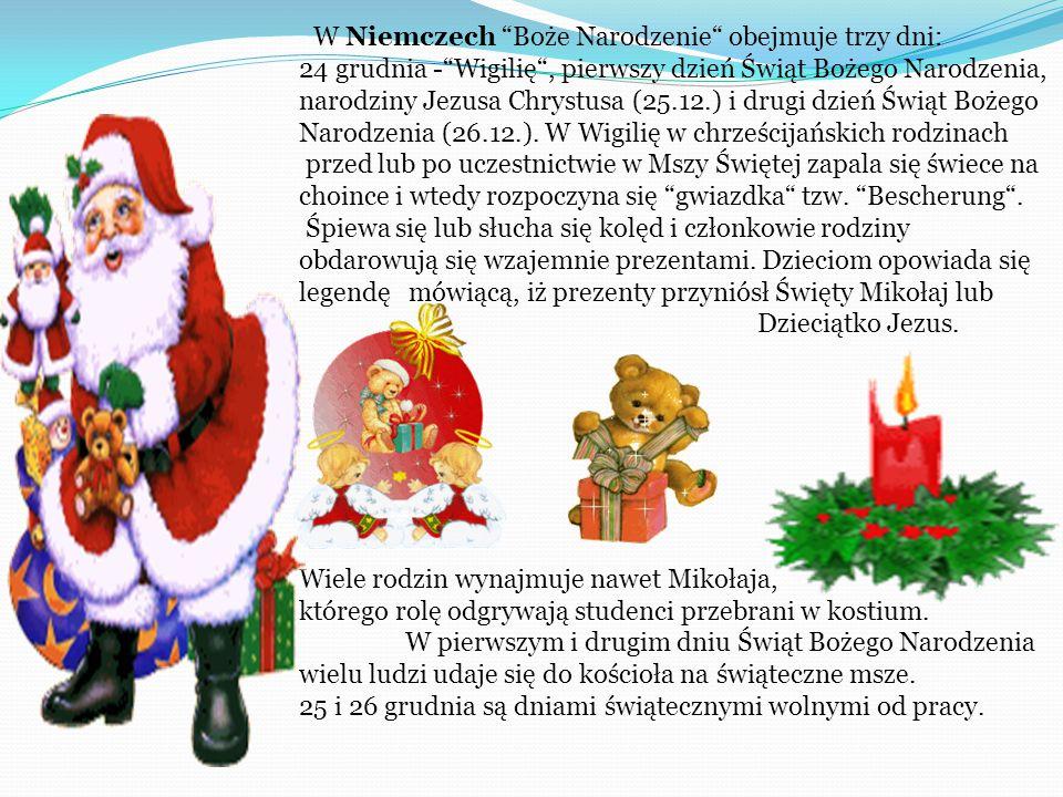 W Szwecji Święta Bożego Narodzenia rozpoczynają się w pierwszą niedzielę adwentu. Tradycyjna szwedzka uczta składa się z iutfisk, czyli rozmoczonej su