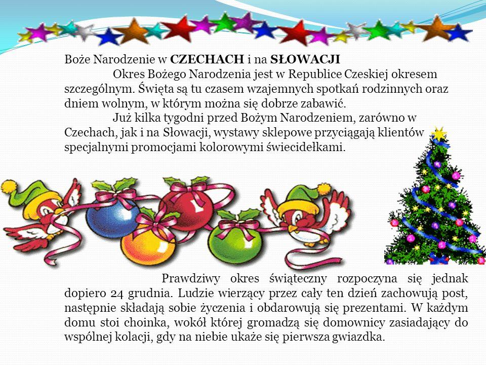 We Francji świąteczną atmosferę wyczuwa się już na kilka tygodni przed Bożym Narodzeniem. Wszystkich opanowuje gorączka zakupów. Właściciele sklepów p