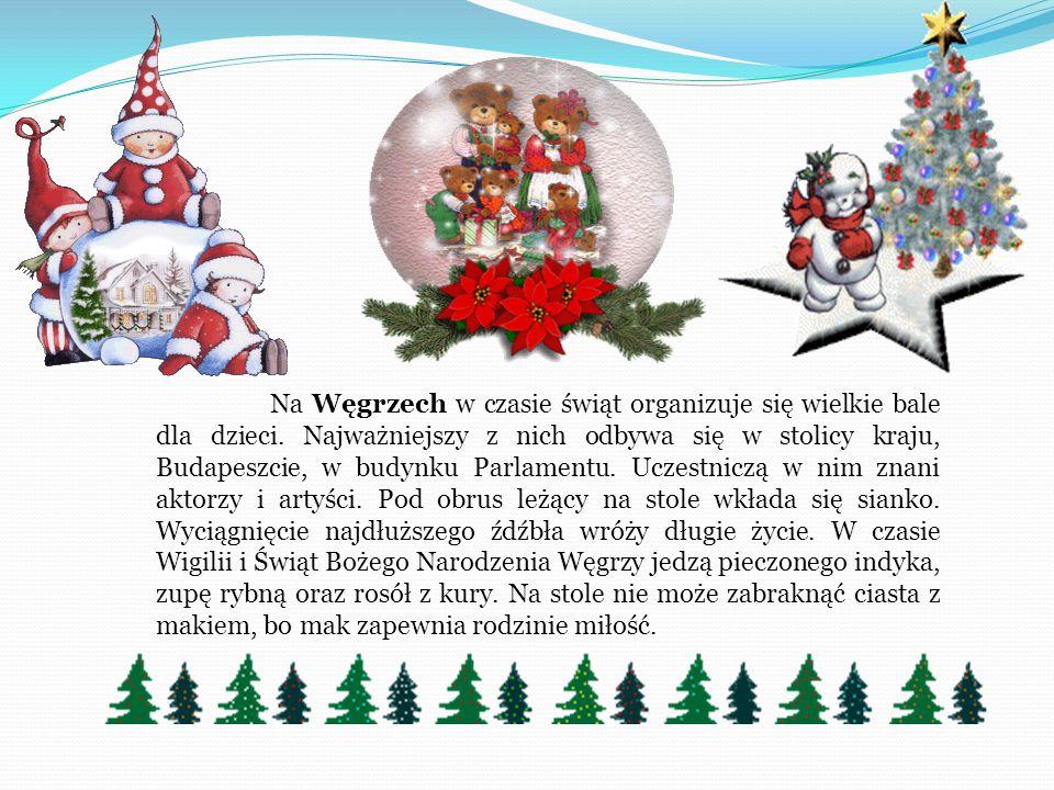We współczesnej Rosji bardziej uroczyście, niż Boże Narodzenie, świętowana jest noc z 31 grudnia na 1 stycznia. To czas prezentów, które w Rosji przyn