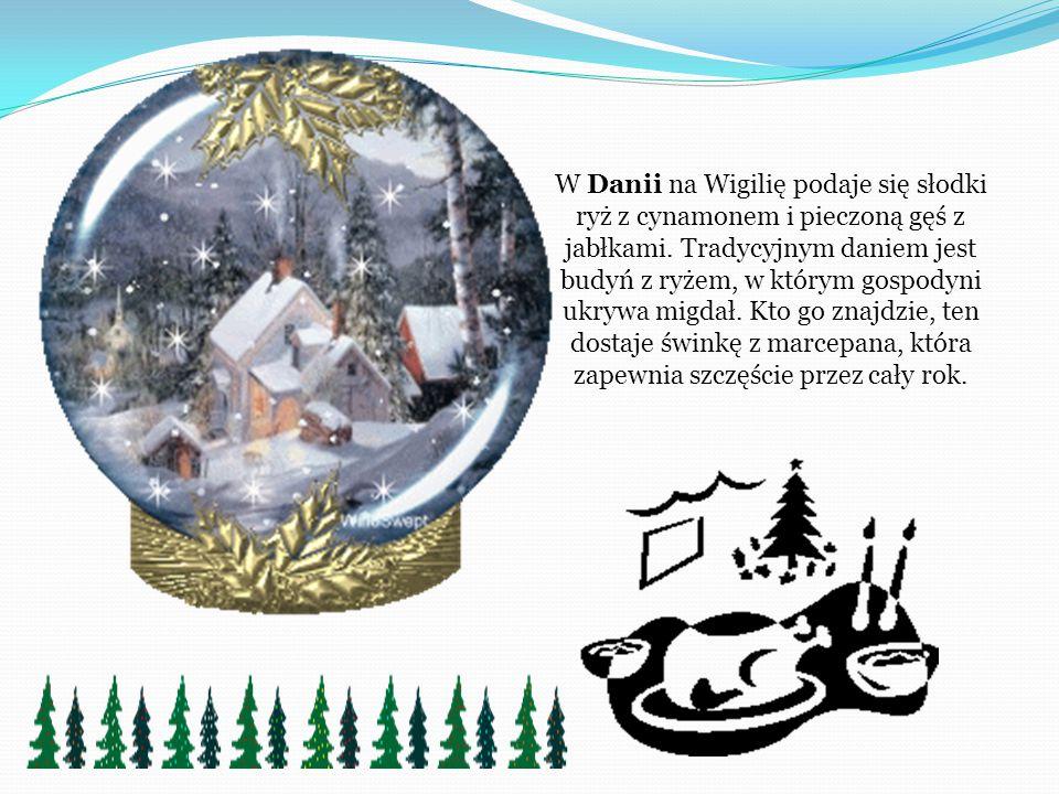 W Austrii po piątej po południu rozbrzmiewa w oknach mały dzwoneczek. To znak, że rozpoczyna się świąteczna kolacja. Austria jest ojczyzną jednej z na