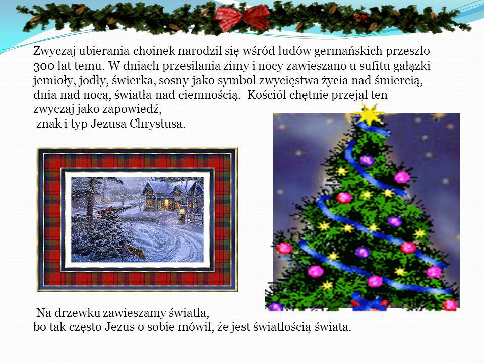 Pierwsza wzmianka o Bożym Narodzeniu pochodzi z 354 roku, a zamieszcza ją rzymski kalendarz. Różne były w przeszłości terminy obchodów świąt Bożego Na