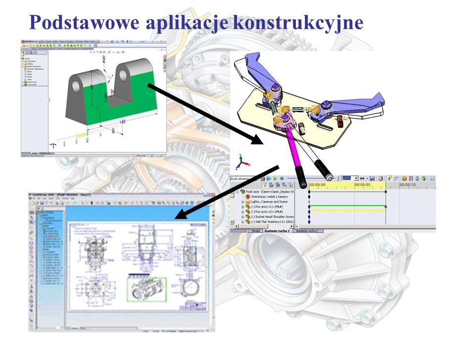 Podstawowe aplikacje konstrukcyjne