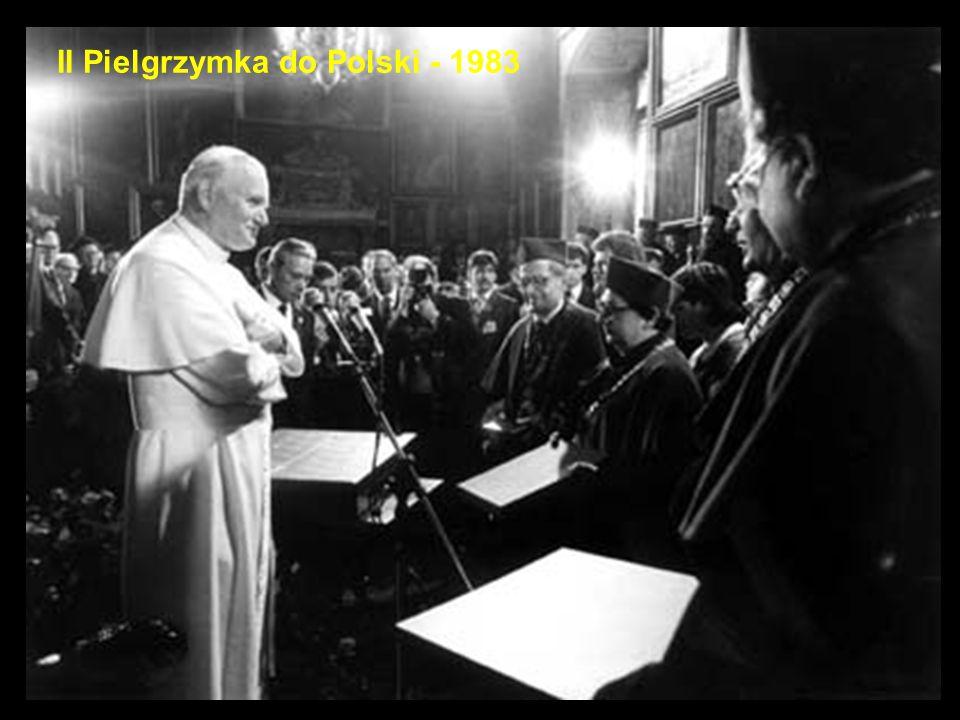 18 II Pielgrzymka do Polski - 1983