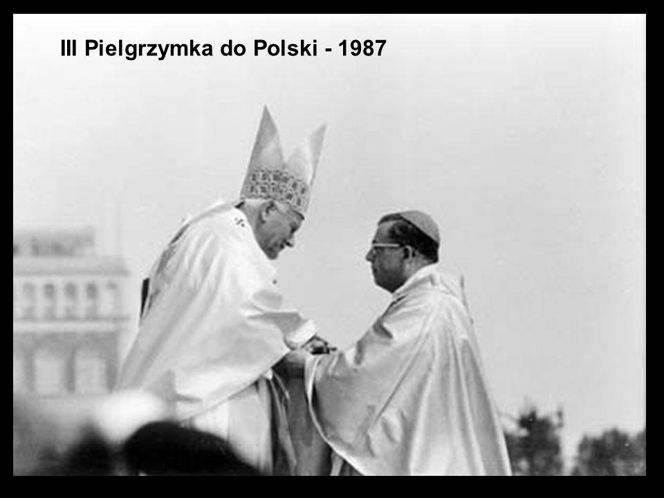 24 III Pielgrzymka do Polski - 1987