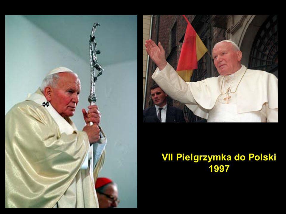 36 VII Pielgrzymka do Polski 1997
