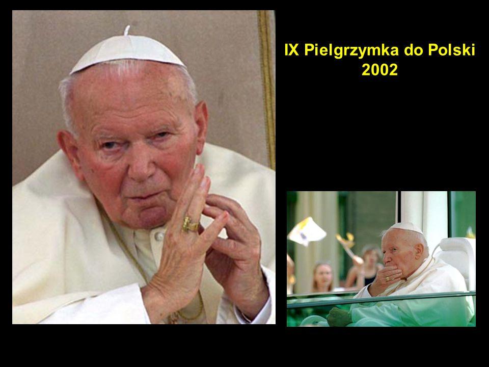 61 IX Pielgrzymka do Polski 2002