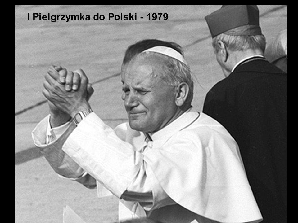 I Pielgrzymka do Polski - 1979