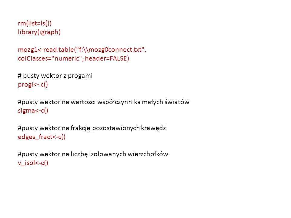 rm(list=ls()) library(igraph) mozg1<-read.table(