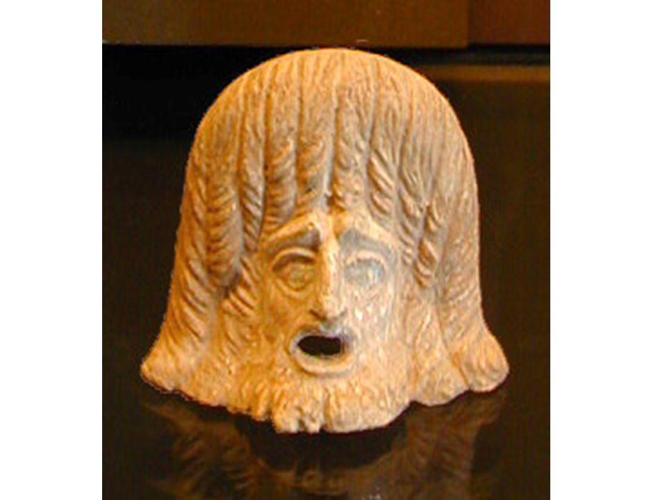 Chór W starożytnej tragedii chór zajmował główną rolę w przedstawieniu.