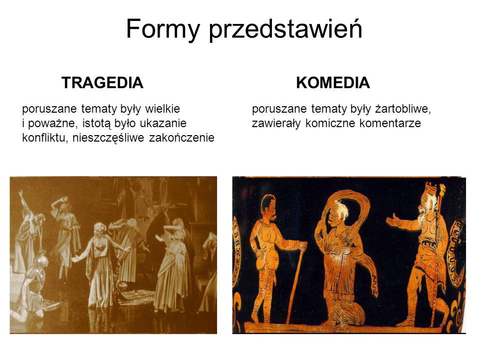 Aktorstwo Aktorami w tatrze greckim mogli być jedynie mężczyźni, którzy odgrywali również role kobiece.