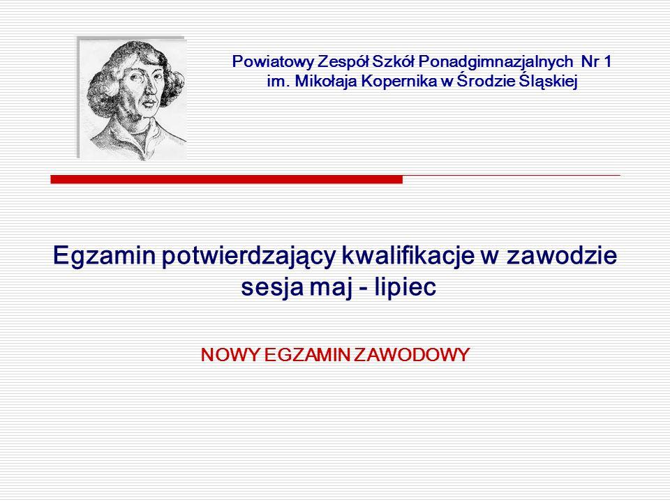 Powiatowy Zespół Szkół Ponadgimnazjalnych Nr 1 im.