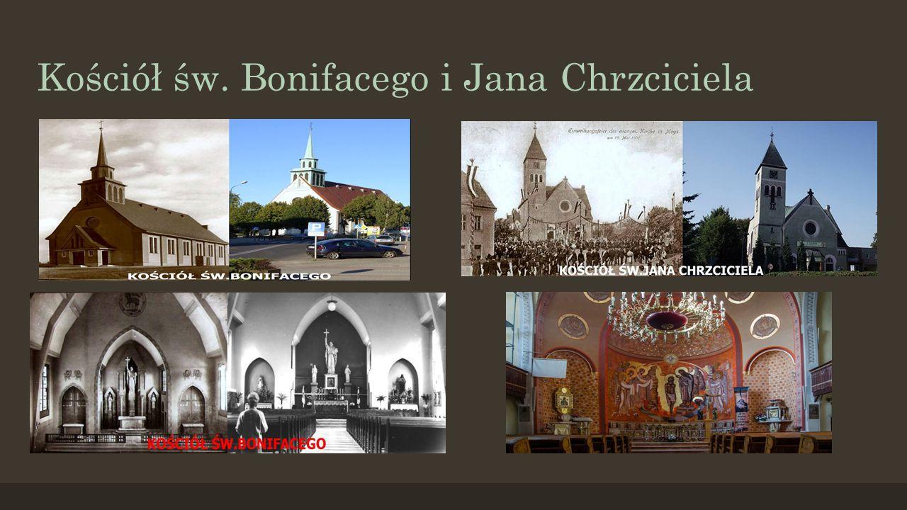 Kościół św. Bonifacego i Jana Chrzciciela
