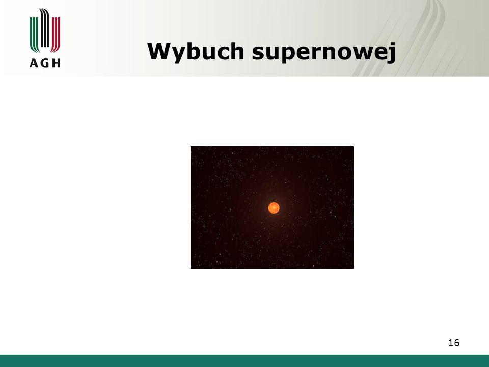 Wybuch supernowej 16