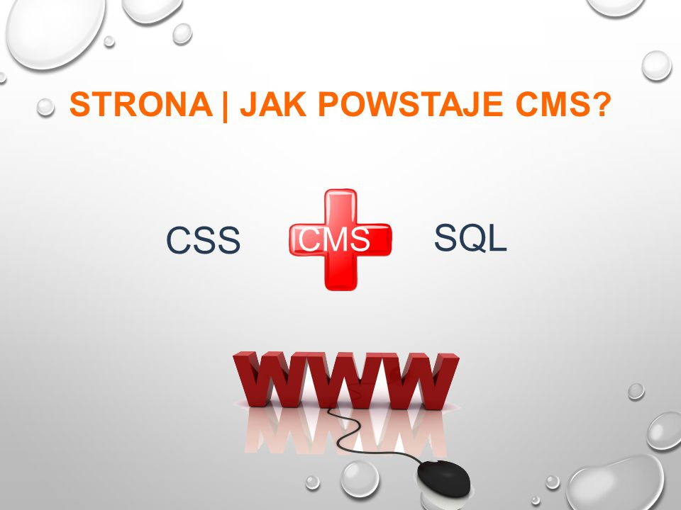 WEB DESING | CO TO JEST.Web design (pol.