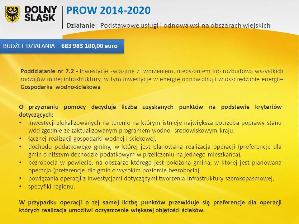 Wysokość wsparcia: Wysokość pomocy ze środków EFRROW nie może przekroczyć 2 000 000 zł na beneficjenta w okresie realizacji Programu.