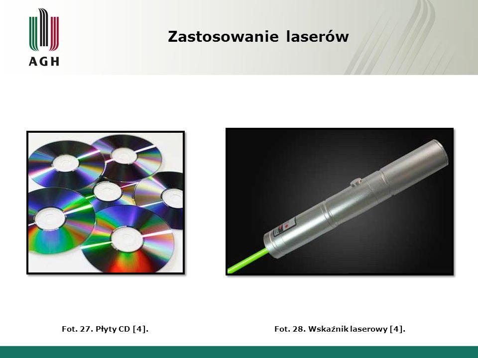 Zastosowanie laserów Fot.29. Maszyna do obróbki i cięcia metali [4].