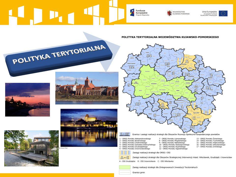 Dziękuję za uwagę! Urząd Marszałkowski Kujawsko-Pomorskiego Departament Rozwoju Regionalnego