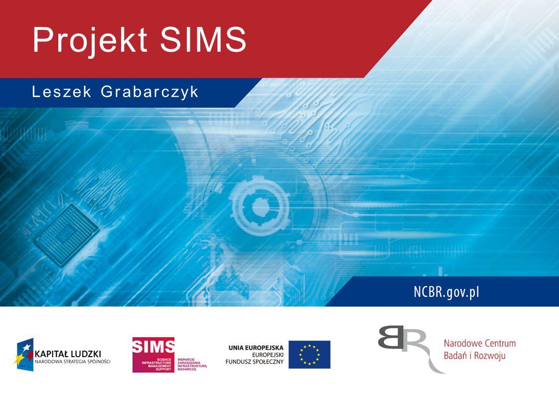 Projekt SIMS Leszek Grabarczyk