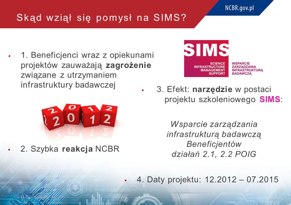 Skąd wziął się pomysł na SIMS.  1.