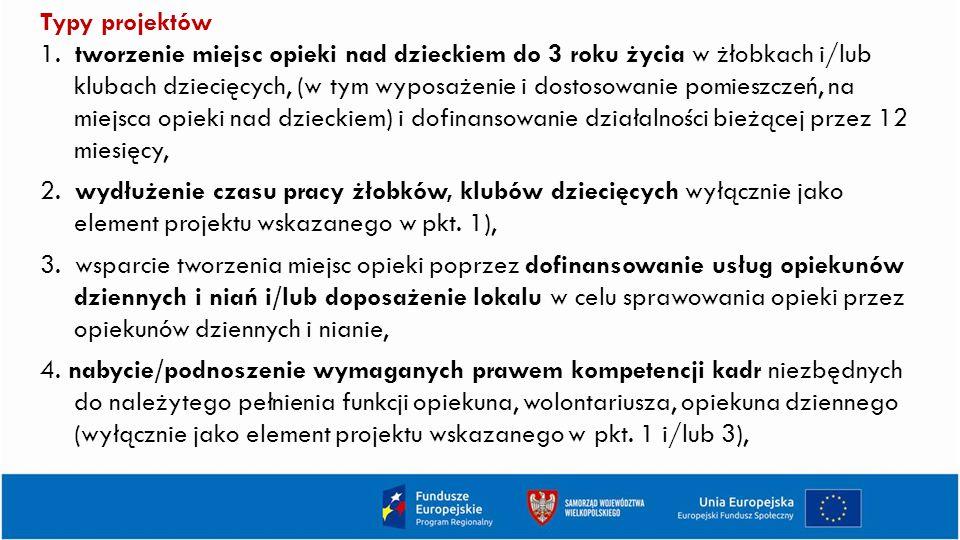 Typy projektów (cd.) 5.