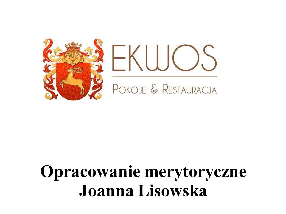 Prowadzenie działalności gospodarczej Joanna Lisowska