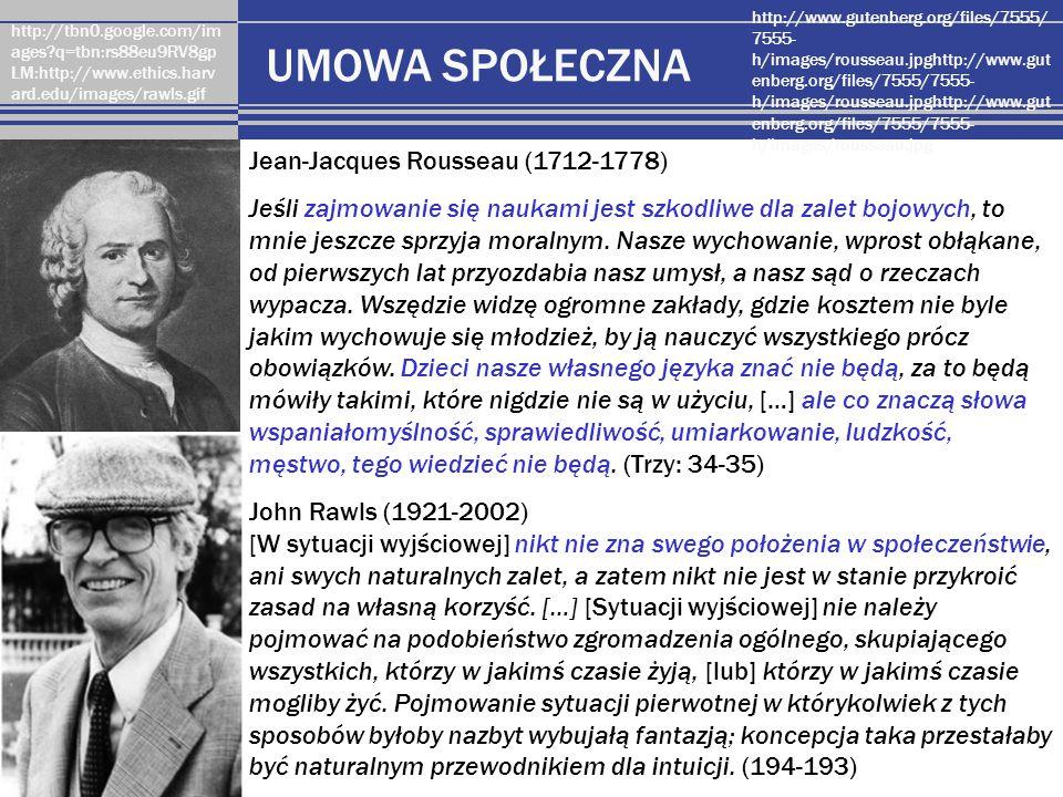 UMOWA SPOŁECZNA http://www.gutenberg.org/files/7555/ 7555- h/images/rousseau.jpghttp://www.gut enberg.org/files/7555/7555- h/images/rousseau.jpghttp:/