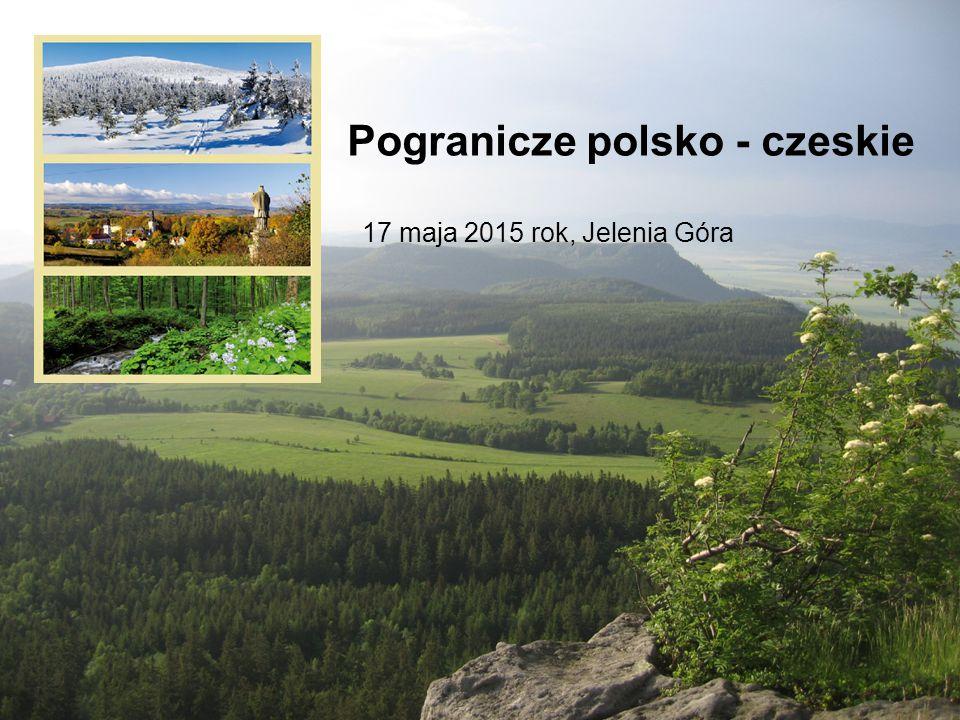Euroregiony na polskich granicach 100 % polskiej (16 euroregionów) i czeskiej (13 euroregionów ) granic objętych jest współpracą euroregionalną