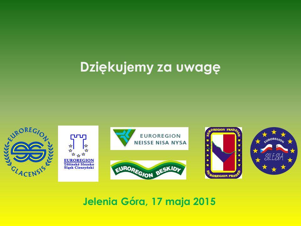 Dziękuj emy za uwagę Jelenia Góra, 17 maja 2015
