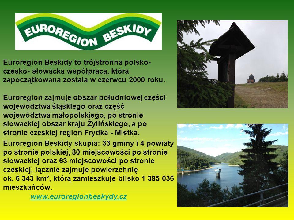 Euroregion Beskidy to trójstronna polsko- czesko- słowacka współpraca, która zapoczątkowana została w czerwcu 2000 roku.